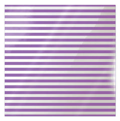 WRMK Clearly Bold Neon Purple Stripe Purple