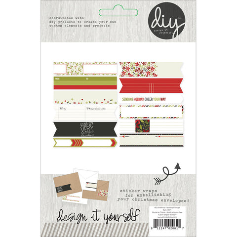 Simple Stories DIY Envelope Wraps