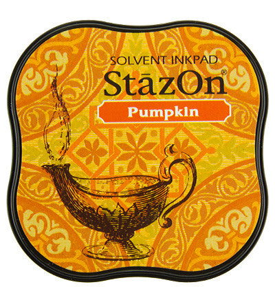 StazOn Midi Ink Pad Pumpkin