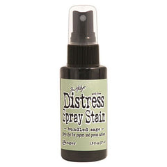 Tim Holtz Distress Spray Stain Bundled Sage