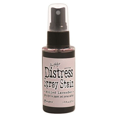 Tim Holtz Distress Spray Stain Milled Lavender