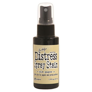 Tim Holtz Distress Spray Stain Old Paper