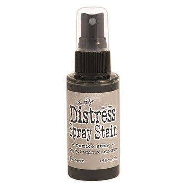 Tim Holtz Distress Spray Stain Pumice Stone