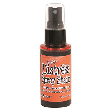 Tim Holtz Distress Spray Stain Ripe Persimmon