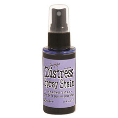 Tim Holtz Distress Spray Stain Shaded Lilac