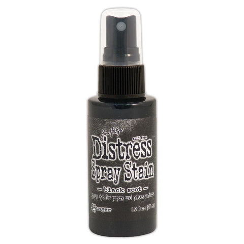 Tim Holtz Distress Spray Stain Black Soot