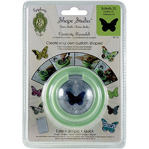 Epiphany Crafts Shape Studio Butterfly 25