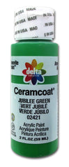 Ceramcoat Jubilee Green