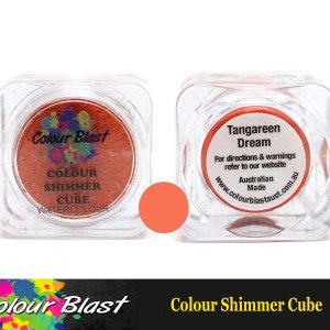 Colour Blast Colour Shimmer Cube Tangareen Dream