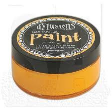 Dylusions Paint Pure Sunshine NEW