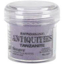 Ranger Antiquities Embossing Powder Tanzanite