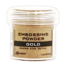 Ranger Gold Embossing Powder