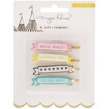 Maggie Holmes Carousel Banner Clips
