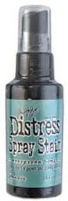 Tim Holtz Distress Spray Stain Evergreen Bough