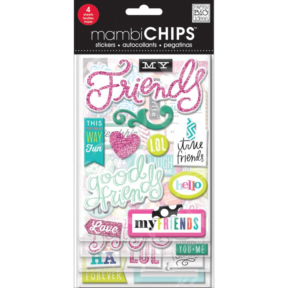 MAMBI Chips Friends