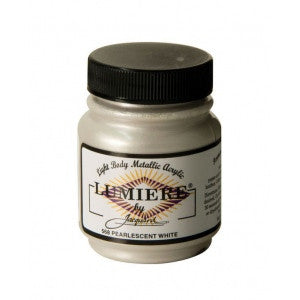 Jacquard Lumiere Paint Pearlescent White