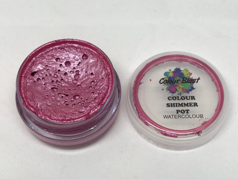 Colour Blast Embossing Powder Blush