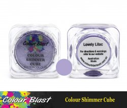 Colour Blast Colour Shimmer Cube Lovely Lilac