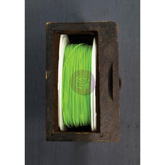 Prima Wire Thread 25 Yards Lime