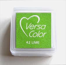 Versa Color Mini Ink Pad Lime