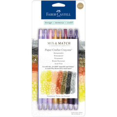 Mix and Match Paper Crafters Crayons Neutral