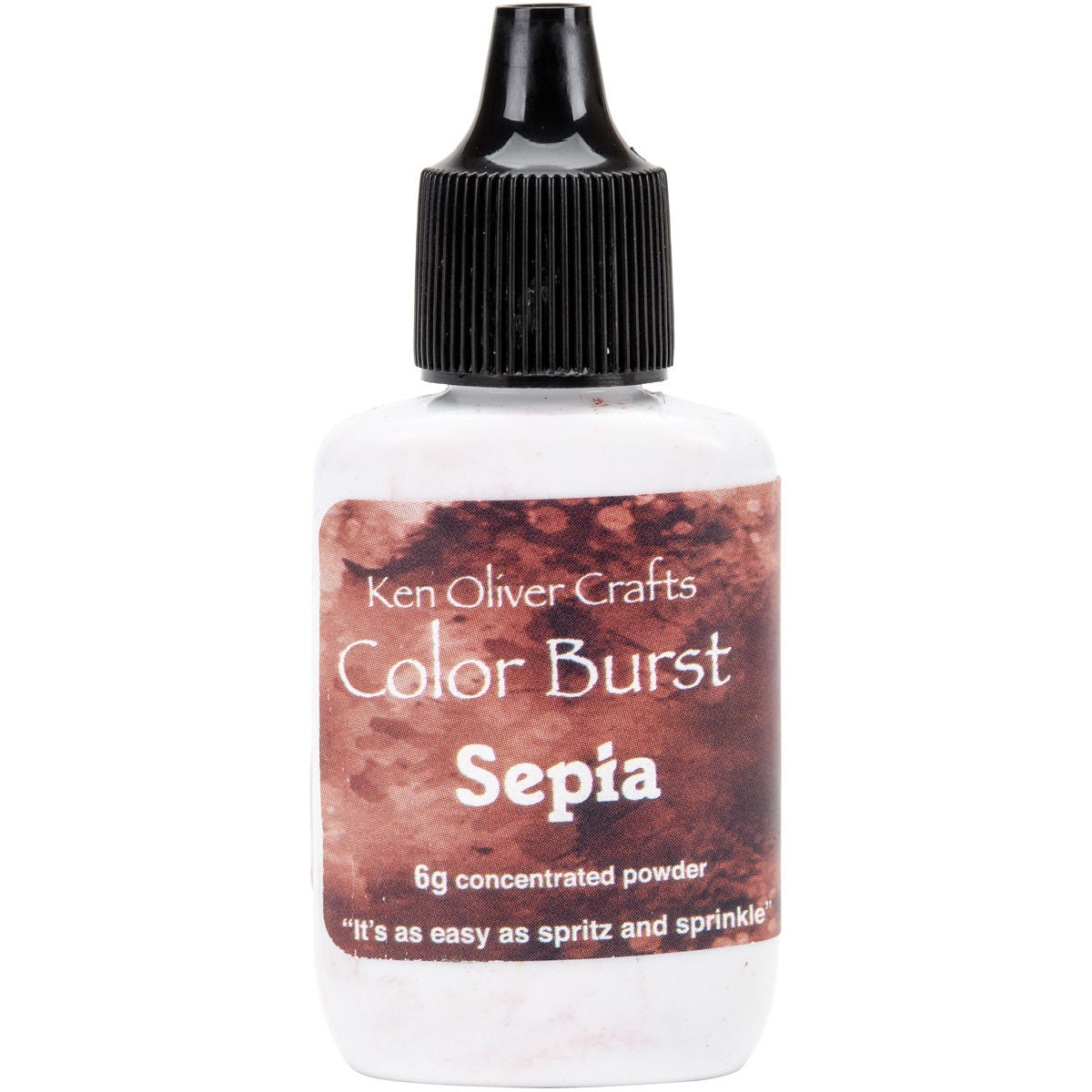 Color Burst Powder Sepia