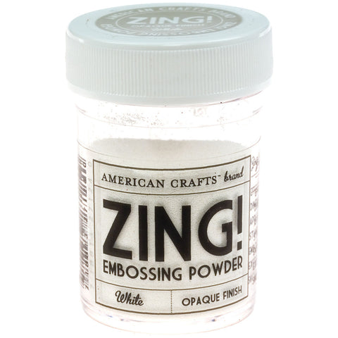 Zing! Embossing Powder Opaque Finish
