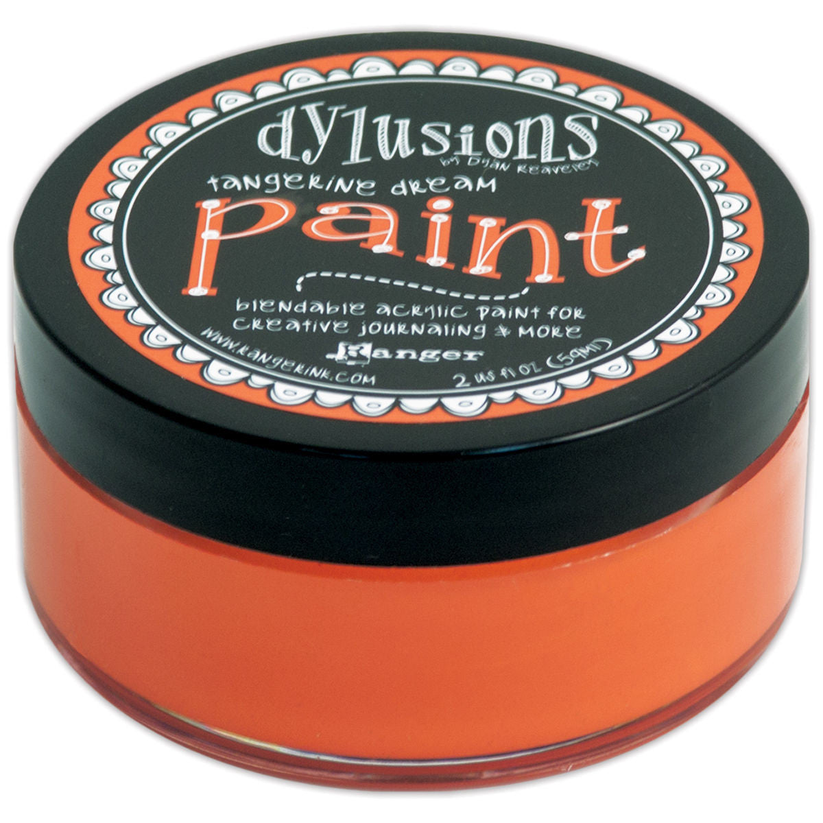 Dylusions Paint Tangerine Dream