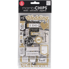 Mambi Chip Stickers Wedding