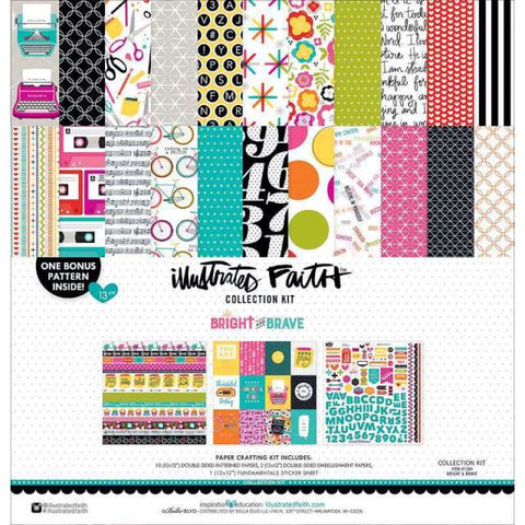 Illustrated Faith Collection Kit Bright & Brave