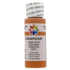 Ceramcoat Terra Cotta