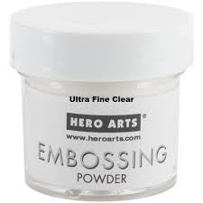 Embossing Powder Ultra Fine
