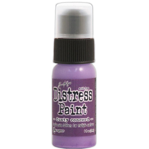 Tim Holtz Distress Paint Wilted Violet