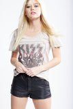Kiss Anaheim Distressed Tee