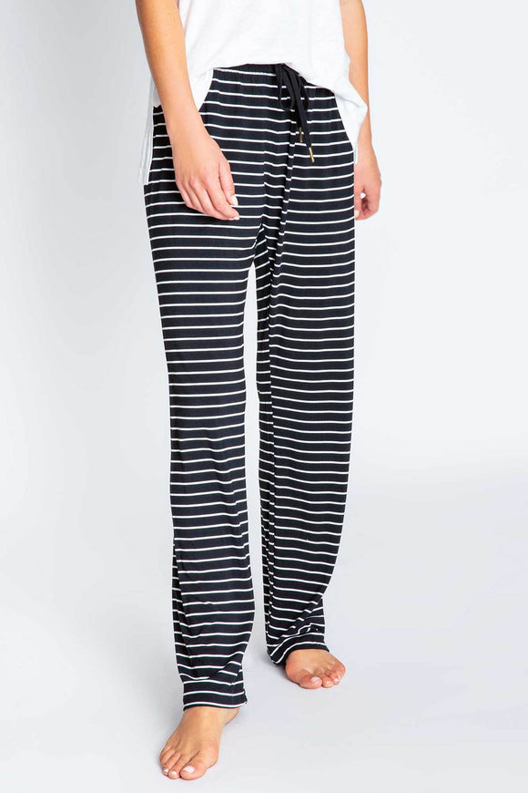 Striped Knit Pant