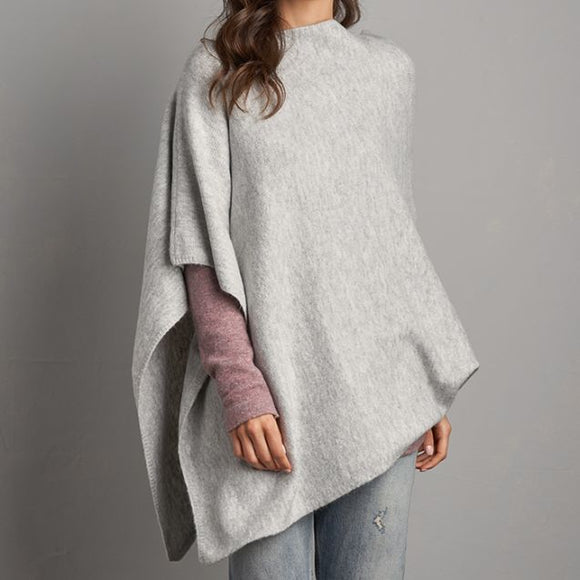 Madison Avenue Poncho