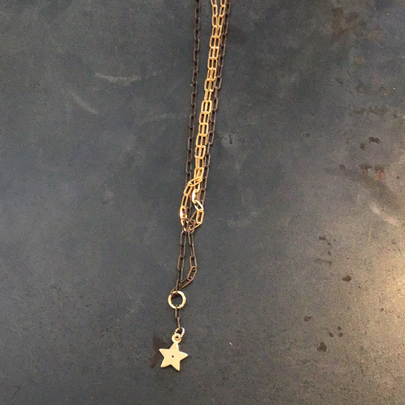 ID unity necklace - star
