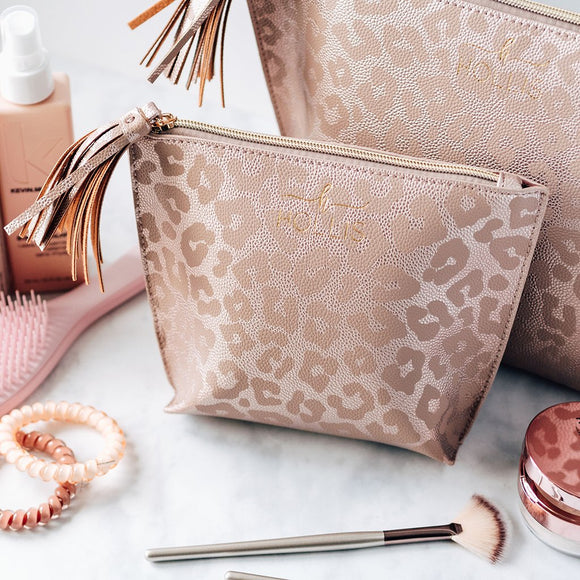 HOLLIS Holy Chic Makeup Bag