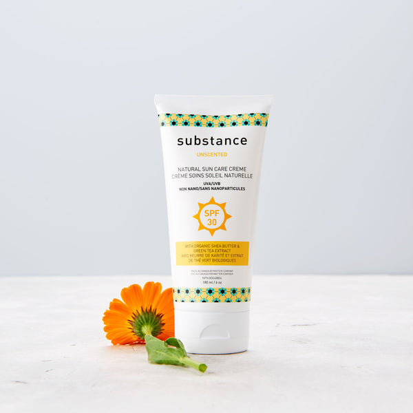 Matter Company Unscented Natural Sun Care Creme - 3oz