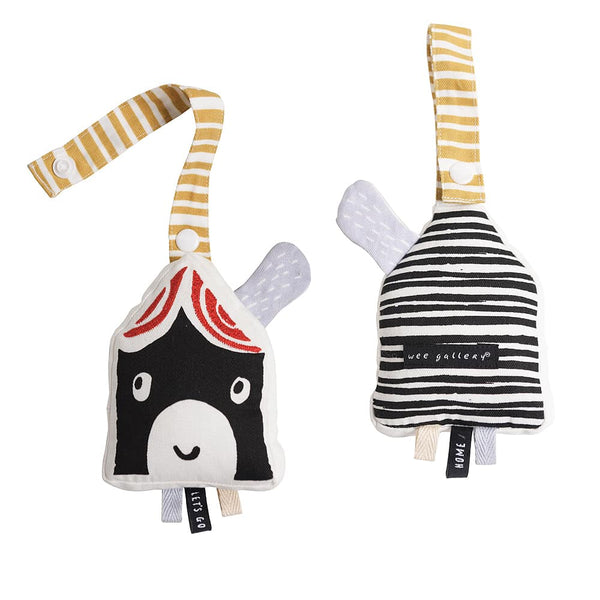 Wee Gallery Organic Stroller Toy