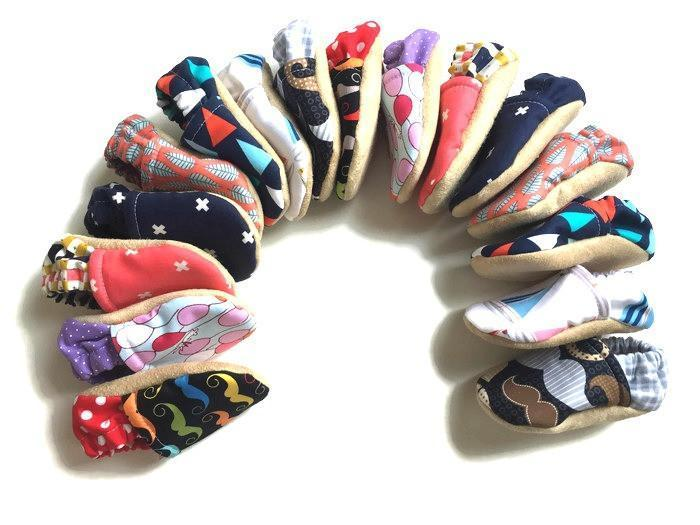 Why Soft Sole Shoes are Best for Baby