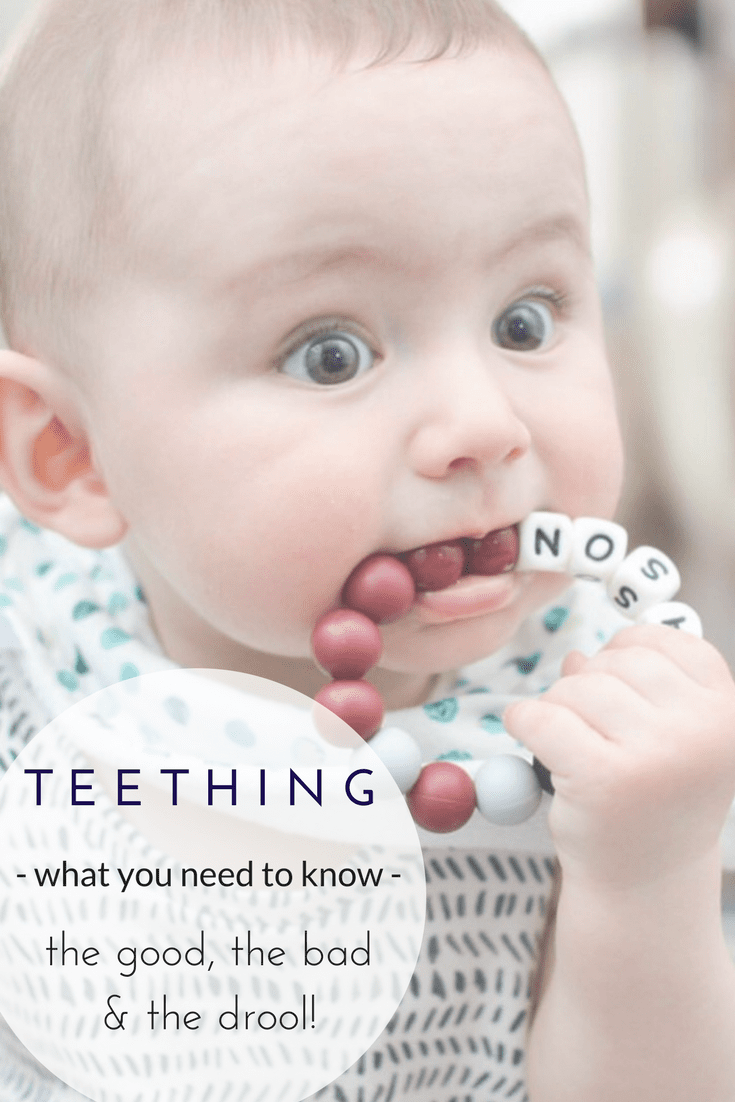 teething, what a pain!