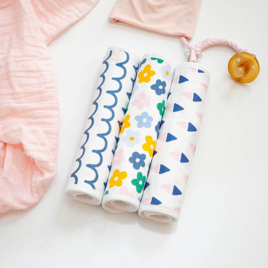 burp cloth set, burp cloths, baby burp cloths, premium burp cloths