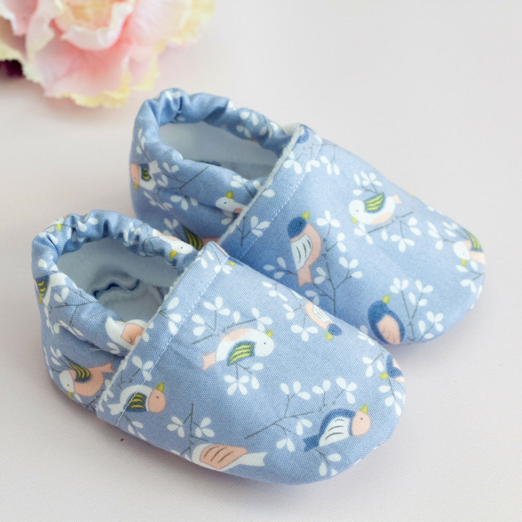 81e3bcbd950ab Soft sole baby booties for babies + toddlers | Dolly Lana – Dolly ...
