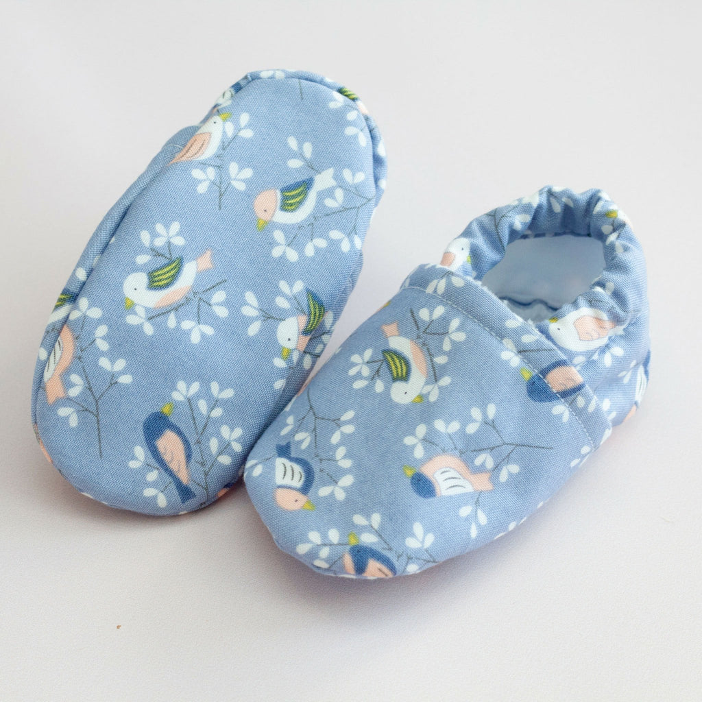 soft sole baby shoes, baby booties, baby shower gift girl, slip on crib shoes
