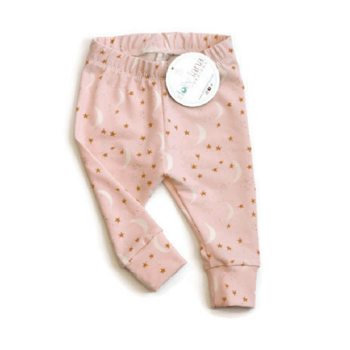 baby girl leggings, baby leggings, pink baby leggings, toddler leggings