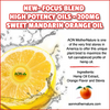 AON - NEW- Focus Blend High Potency Oils - 200mg Sweet Mandarin Orange  Oil.