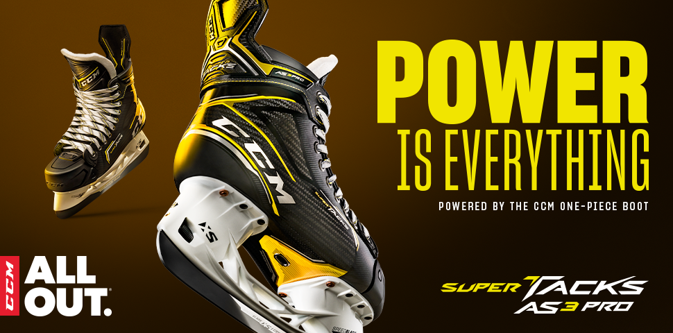 CCM Super Tacks AS3 Pro Skate Review