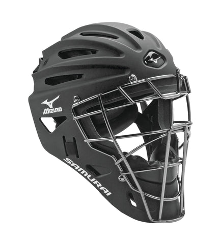 Mizuno Samurai G4 Youth Catcher's Helmet