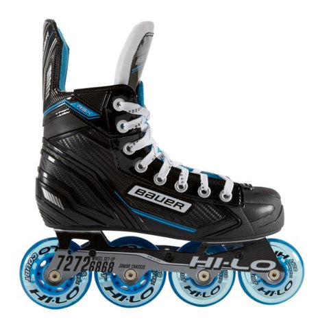 BAUER RSX INLINE HOCKEY SKATE - JUNIOR